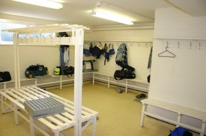 Venue with changing rooms, surrey